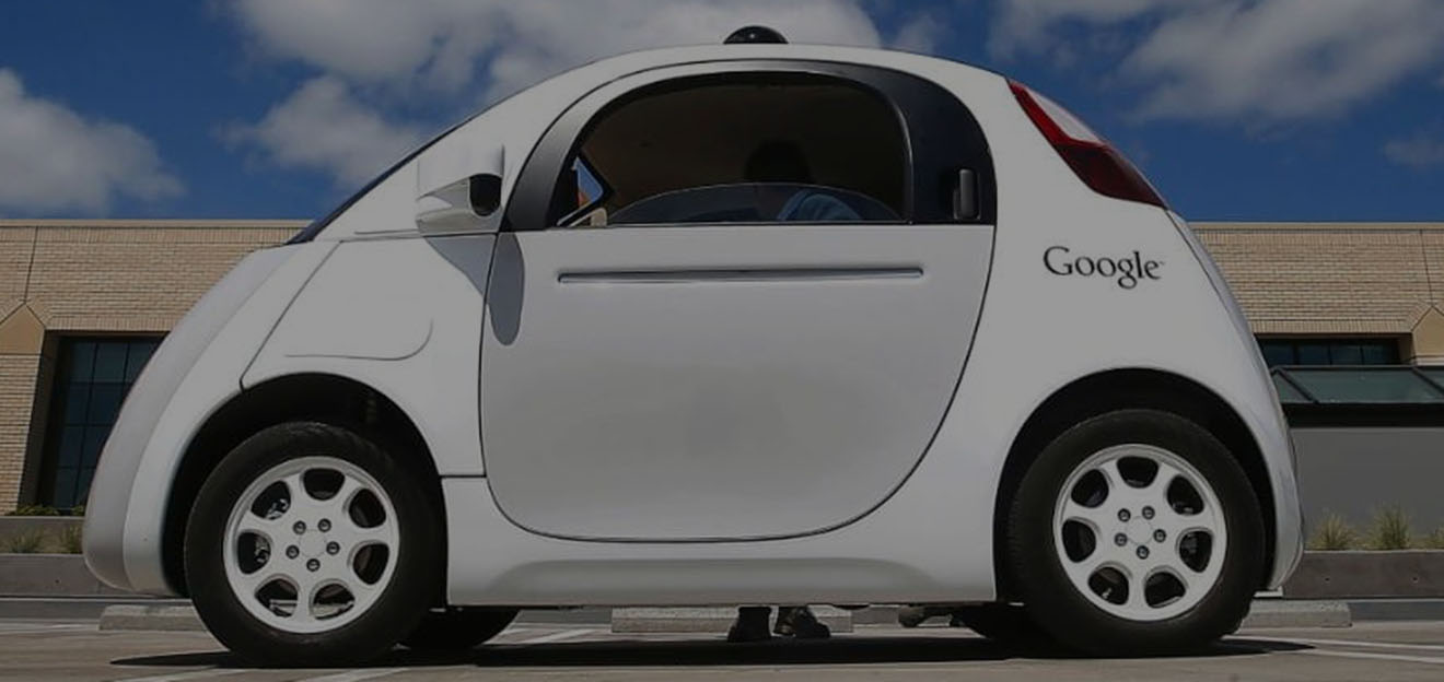 Driverless cars : Am I living history?