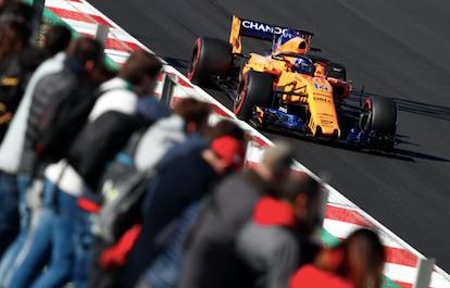 McLaren's humility