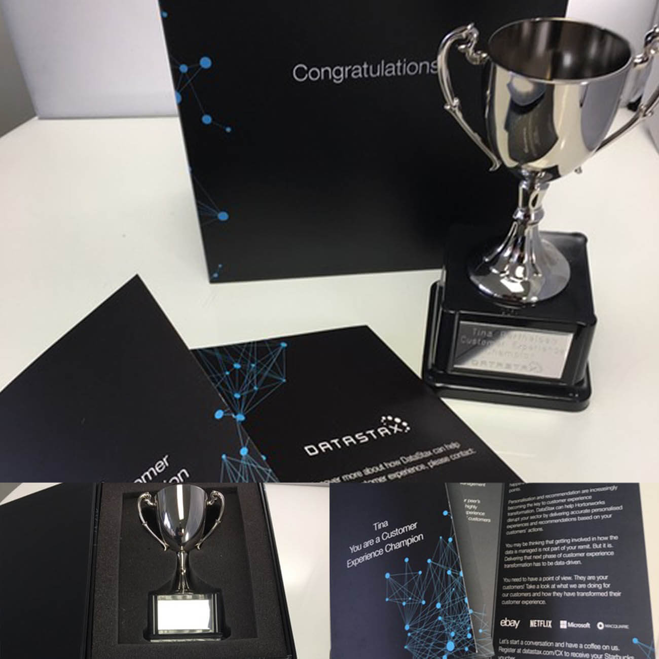 dx trophy